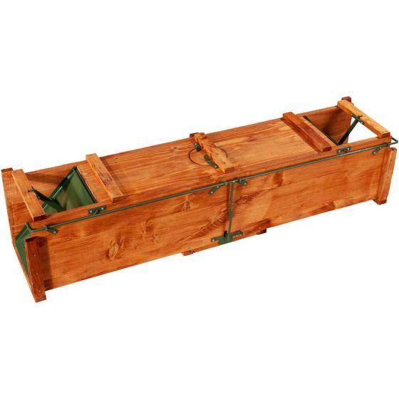 Holzkastenfalle für Raubwild
