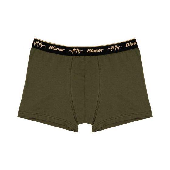 BLASER Shorts Magnum - Unterwäsche grün