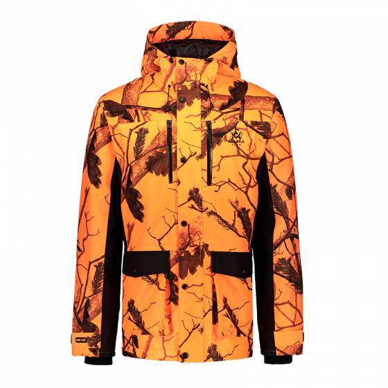 ALASKA Tundra 3D Jacke orange