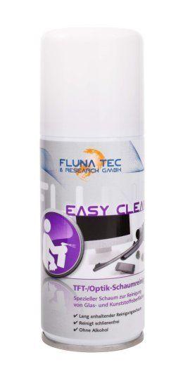FLUNA TEC Optikreiniger TFT Optic Cleaner Schaumreiniger 100ml
