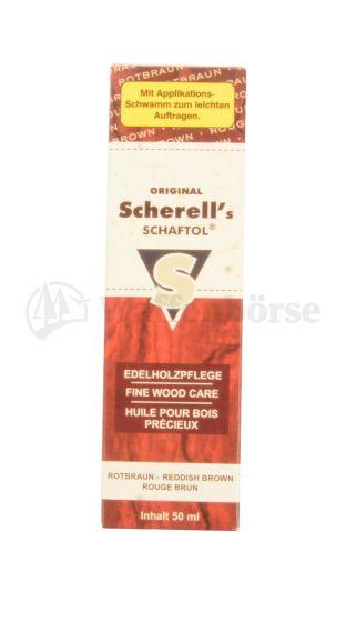BALLISTOL Edelholzpflege, Schaftol Rotbraun