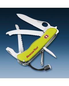 VICTORINOX Rescue Tool Einhand, gelb