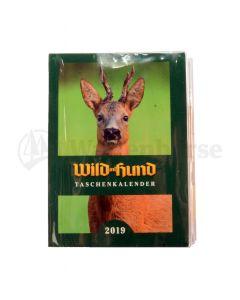 WILD & HUND Taschenkalender 2019