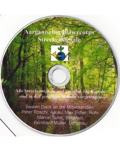 Streckensignale Aargauisches Bläsercorps DVD