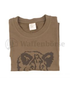 Rafco T-Shirt Wildschwein khaki
