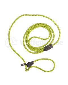 Moxon - Hunde - Umhängeleine Stahlblau-Neongelb