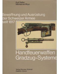 Handfeuerwaffen Gradzug-System