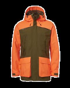 CHEVALIER Jacke Noux High Vis orange